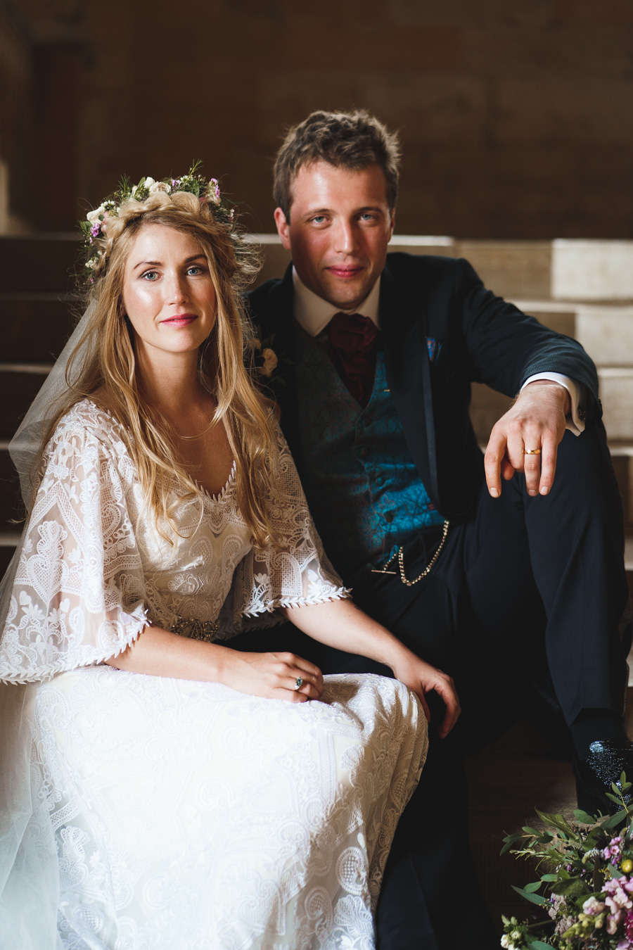 J-D & Claire's unique and eclectic Oxford wedding, with Dale Stephens Photography (18)