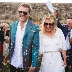 J-D & Claire's unique and eclectic Oxford wedding, with Dale Stephens Photography