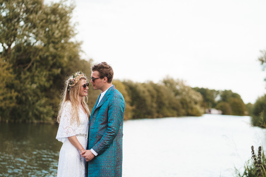 J-D & Claire's unique and eclectic Oxford wedding, with Dale Stephens Photography (32)