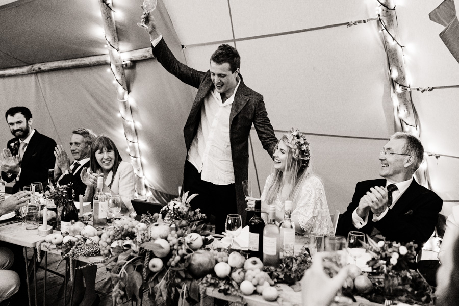 J-D & Claire's unique and eclectic Oxford wedding, with Dale Stephens Photography (36)