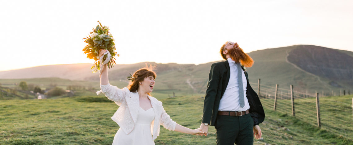 peak district elopement Hannah K Photography