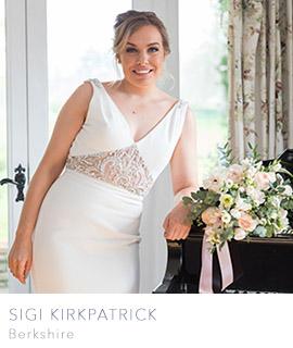 Berkshire wedding photographer Sigi Kirkpatrick