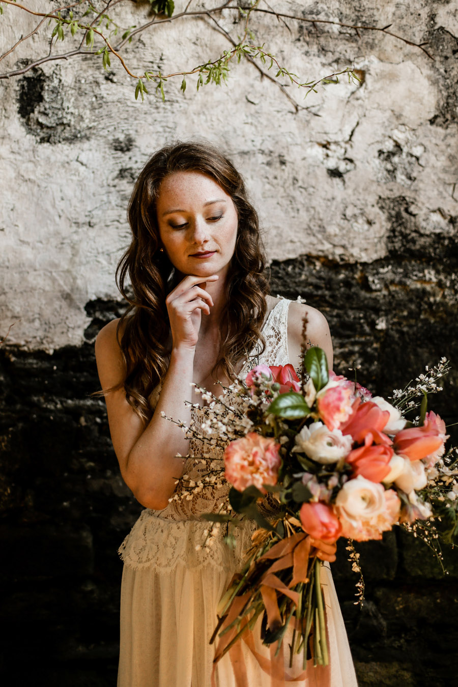 Elegant, floral and Ethical wedding inspiration shoot, image credit Amandine Ropars (46)