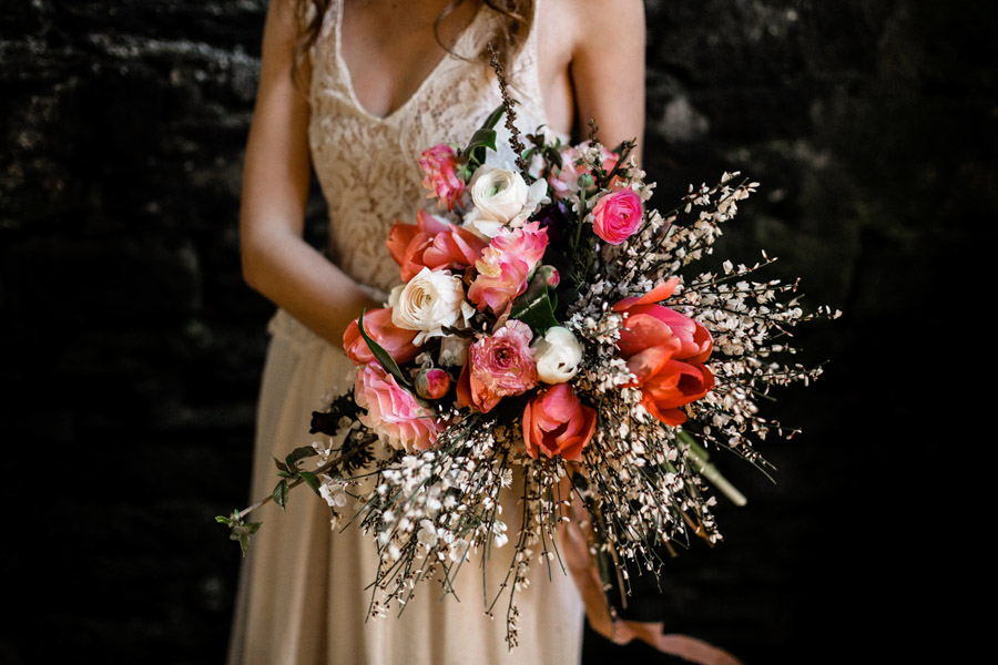 Elegant, floral and Ethical wedding inspiration shoot, image credit Amandine Ropars (43)
