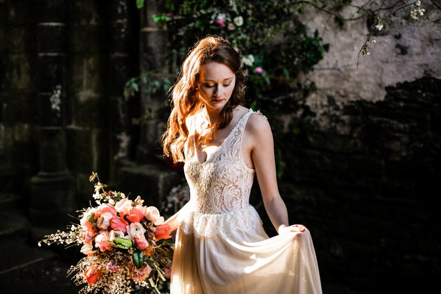 Elegant, floral and Ethical wedding inspiration shoot, image credit Amandine Ropars (41)