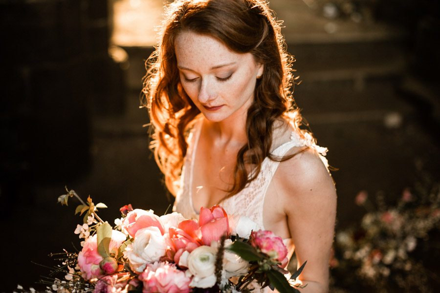 Elegant, floral and Ethical wedding inspiration shoot, image credit Amandine Ropars (39)