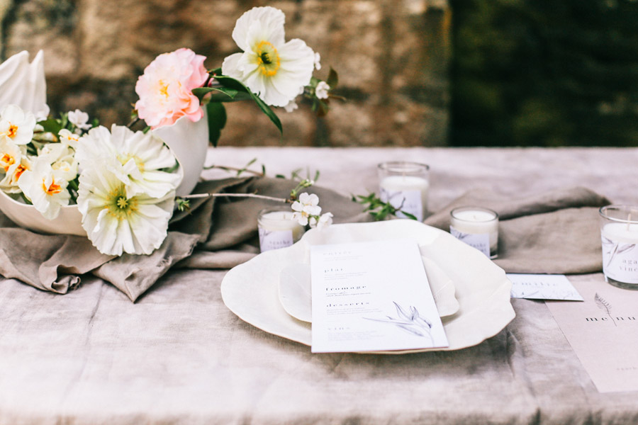 Elegant, floral and Ethical wedding inspiration shoot, image credit Amandine Ropars (36)