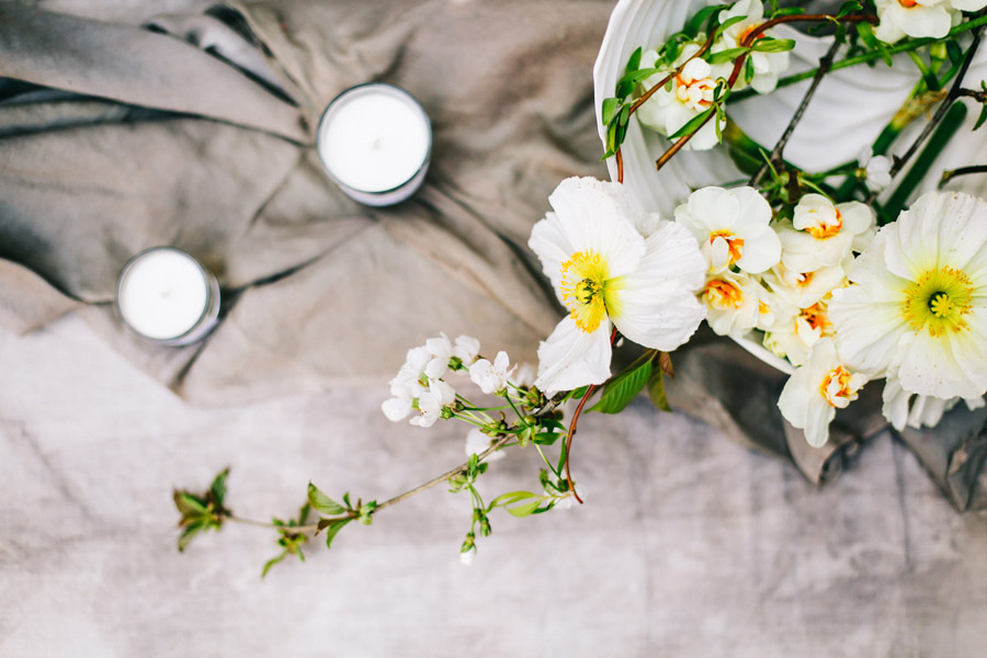 Elegant, floral and Ethical wedding inspiration shoot, image credit Amandine Ropars (32)