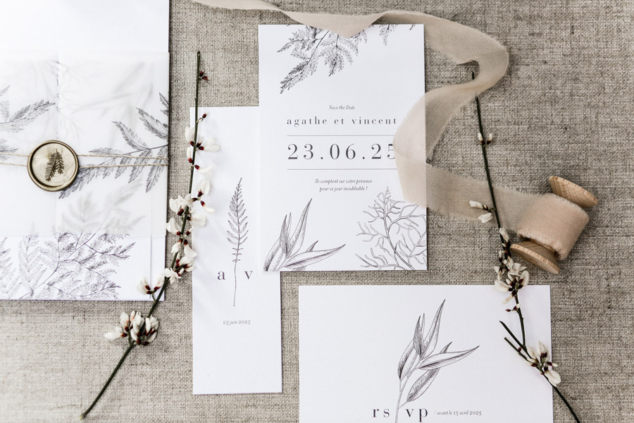 Elegant, floral and Ethical wedding inspiration shoot, image credit Amandine Ropars (22)