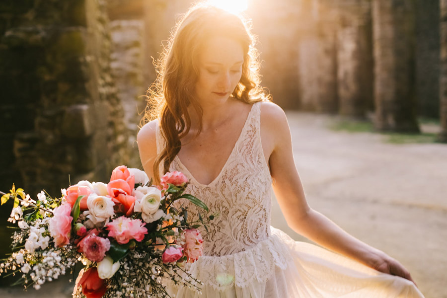 Elegant, floral and Ethical wedding inspiration shoot, image credit Amandine Ropars (16)