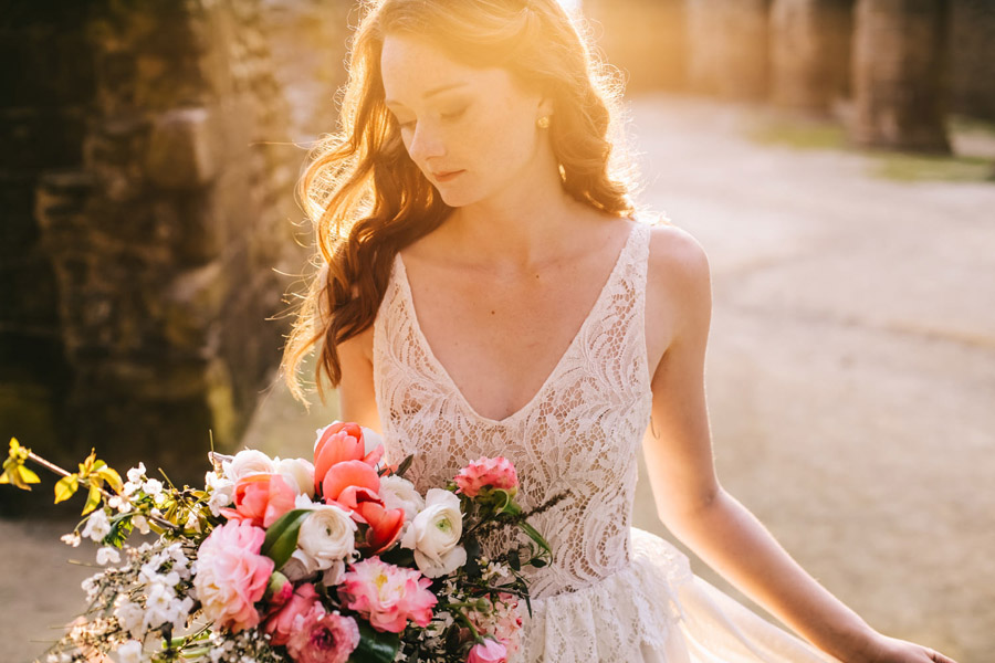 Elegant, floral and Ethical wedding inspiration shoot, image credit Amandine Ropars (15)