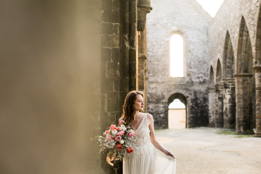 Elegant, floral and Ethical wedding inspiration shoot, image credit Amandine Ropars (7)