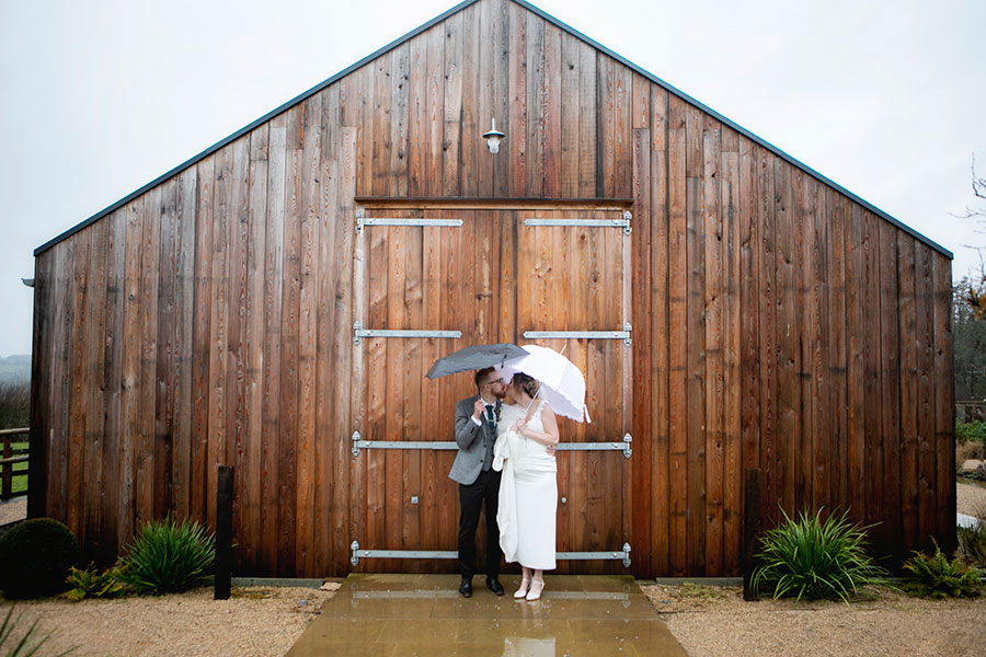 Anna & Kevin's chic modern wedding at Hyde House, with Katrina Matthews Photography (32)