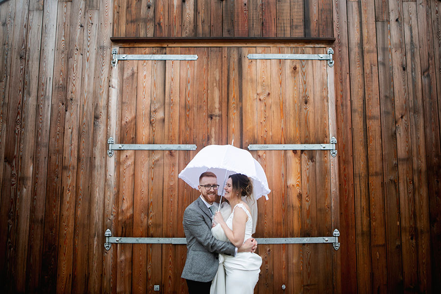 Anna & Kevin's chic modern wedding at Hyde House, with Katrina Matthews Photography (33)