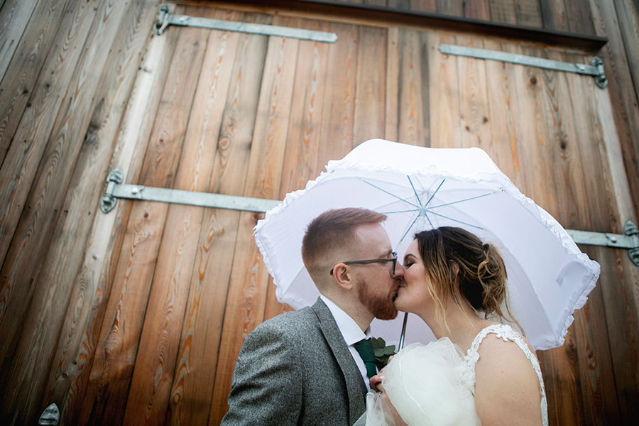 Anna & Kevin's chic modern wedding at Hyde House, with Katrina Matthews Photography (35)