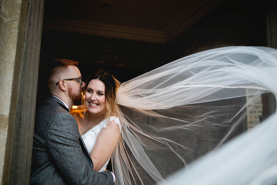 Anna & Kevin's chic modern wedding at Hyde House, with Katrina Matthews Photography (38)