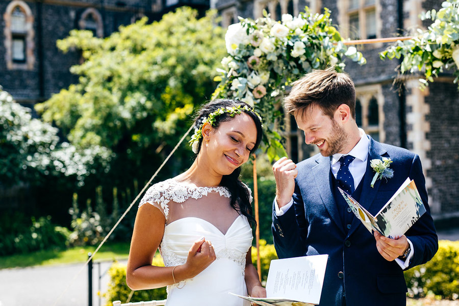 Equal, cool, awesome weddings captured by London wedding photographer Jordanna Marston (3)