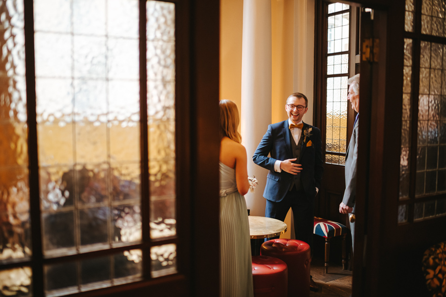 Maisie & David's beautifully simple Bristol wedding, with Joab Smith Photography (12)