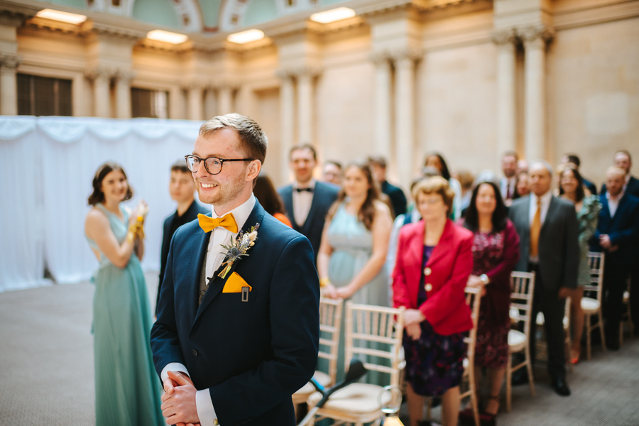 Maisie & David's beautifully simple Bristol wedding, with Joab Smith Photography (15)