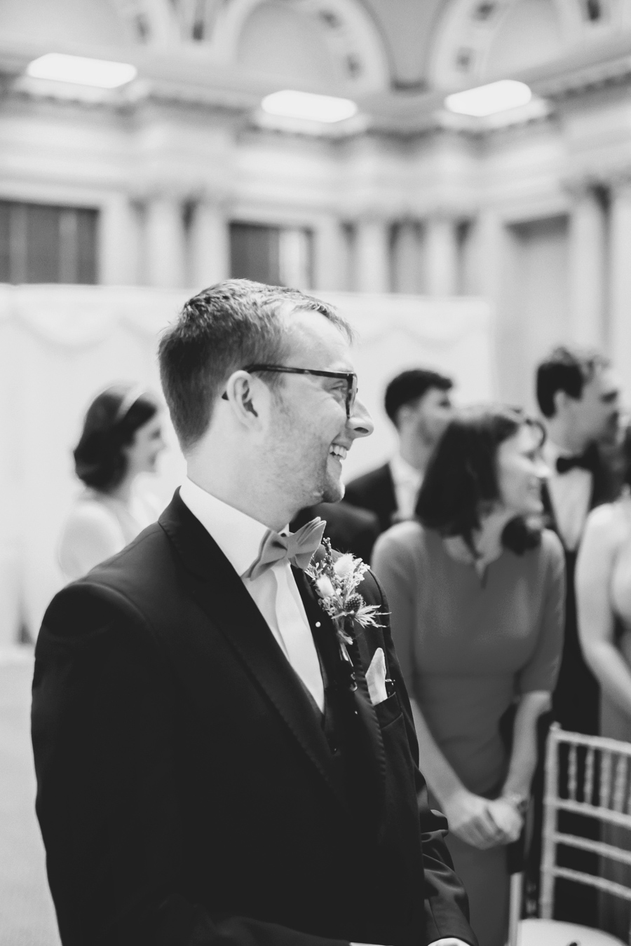 Maisie & David's beautifully simple Bristol wedding, with Joab Smith Photography (16)