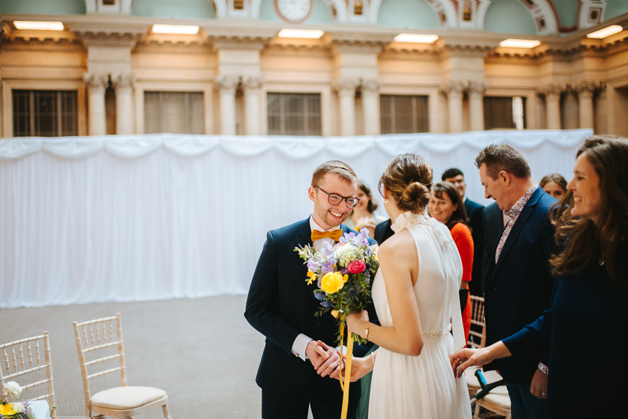 Maisie & David's beautifully simple Bristol wedding, with Joab Smith Photography (18)