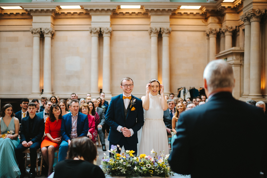 Maisie & David's beautifully simple Bristol wedding, with Joab Smith Photography (19)