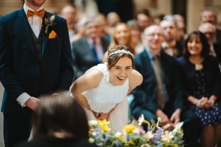 Maisie & David's beautifully simple Bristol wedding, with Joab Smith Photography (20)