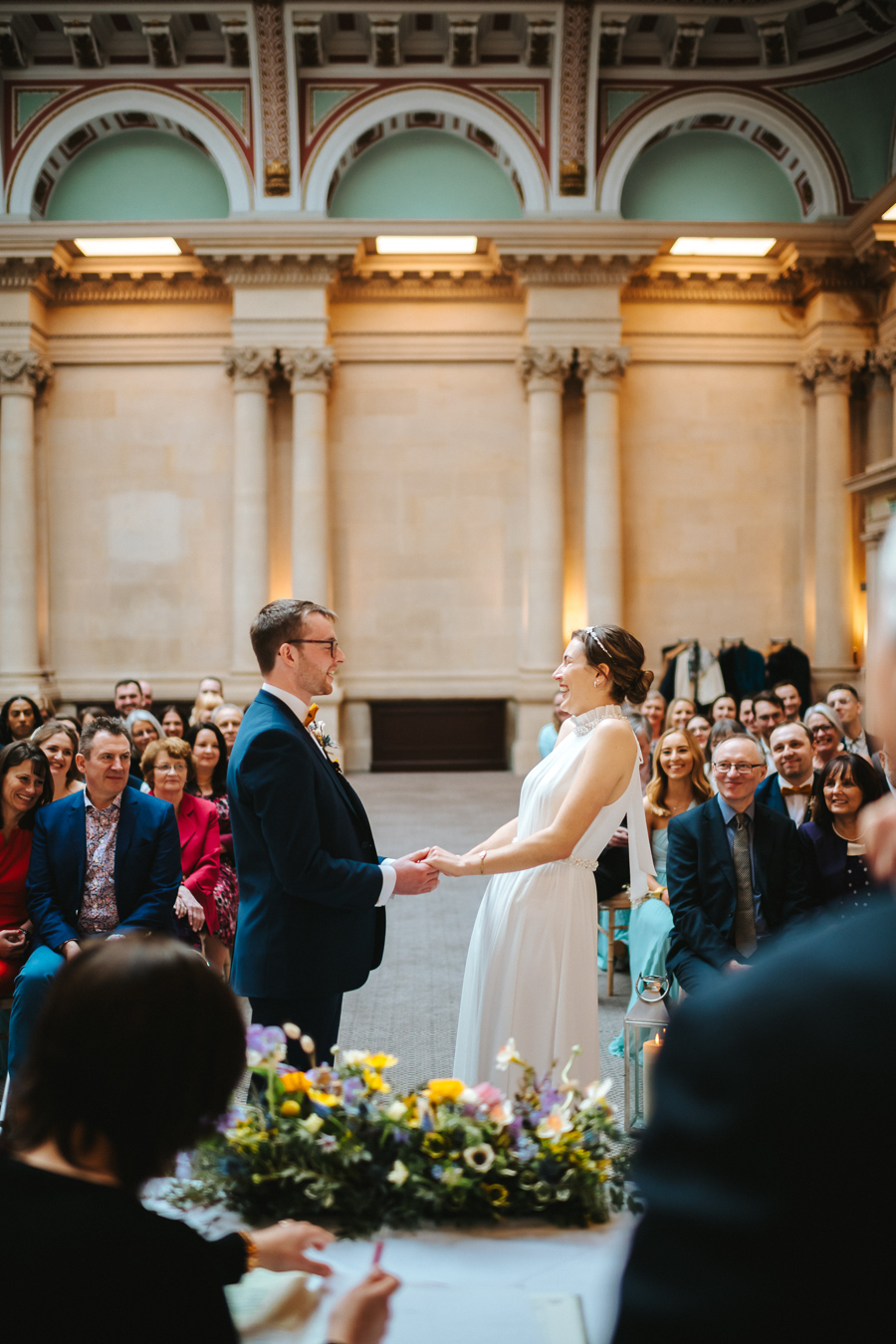 Maisie & David's beautifully simple Bristol wedding, with Joab Smith Photography (21)