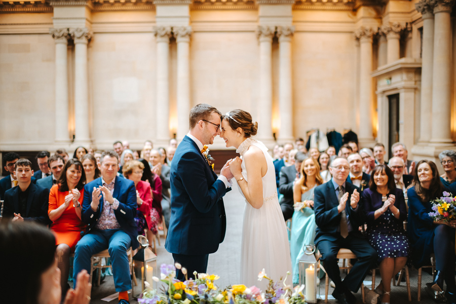 Maisie & David's beautifully simple Bristol wedding, with Joab Smith Photography (22)