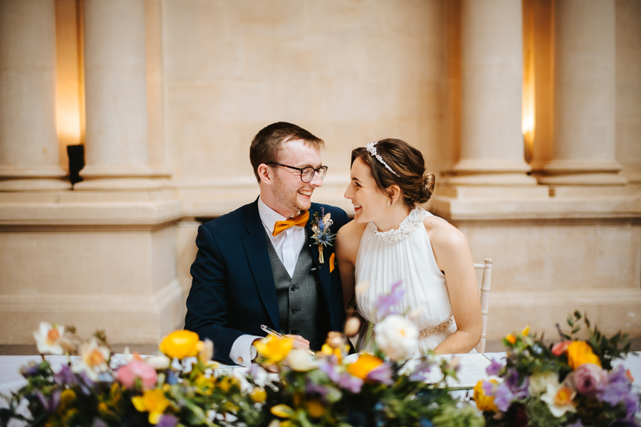 Maisie & David's beautifully simple Bristol wedding, with Joab Smith Photography (23)