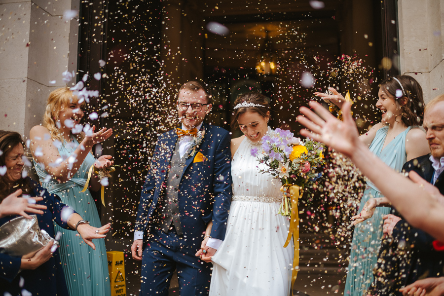 Maisie & David's beautifully simple Bristol wedding, with Joab Smith Photography (26)