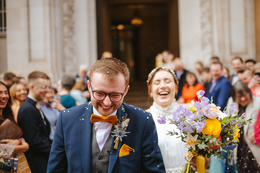 Maisie & David's beautifully simple Bristol wedding, with Joab Smith Photography (27)