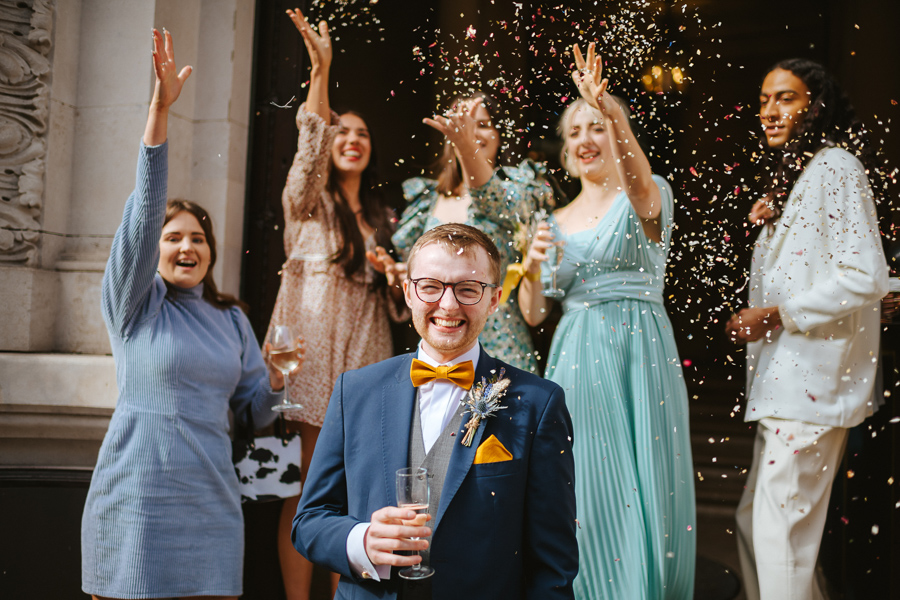 Maisie & David's beautifully simple Bristol wedding, with Joab Smith Photography (28)