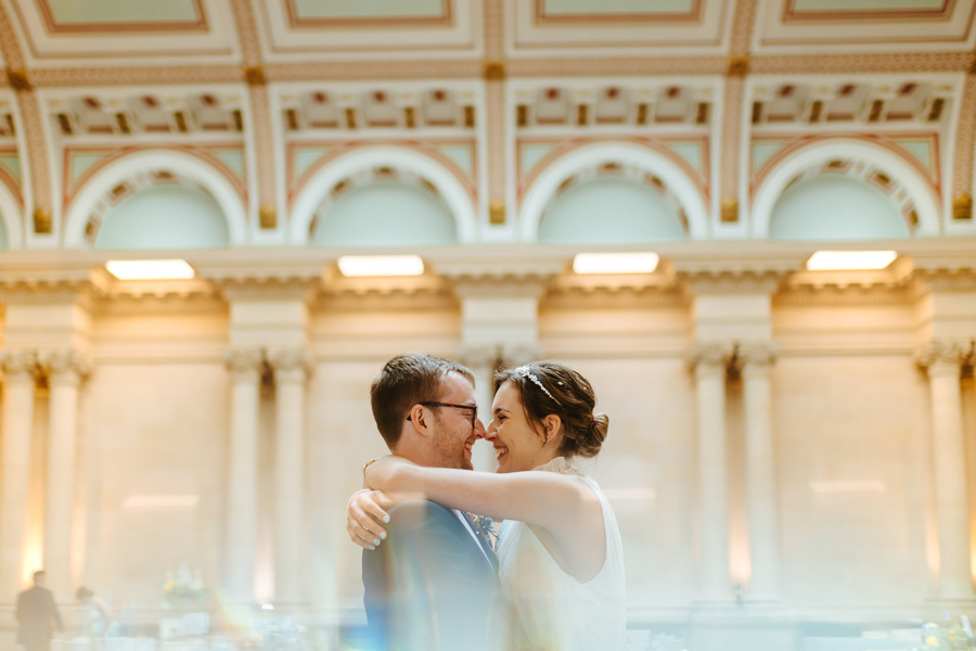 Maisie & David's beautifully simple Bristol wedding, with Joab Smith Photography (34)