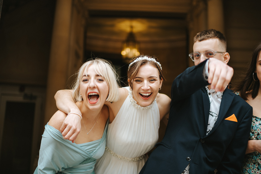 Maisie & David's beautifully simple Bristol wedding, with Joab Smith Photography (35)
