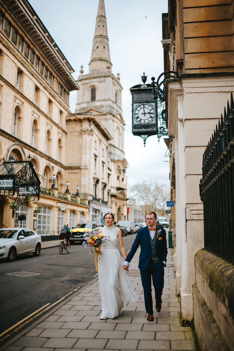 Maisie & David's beautifully simple Bristol wedding, with Joab Smith Photography (38)