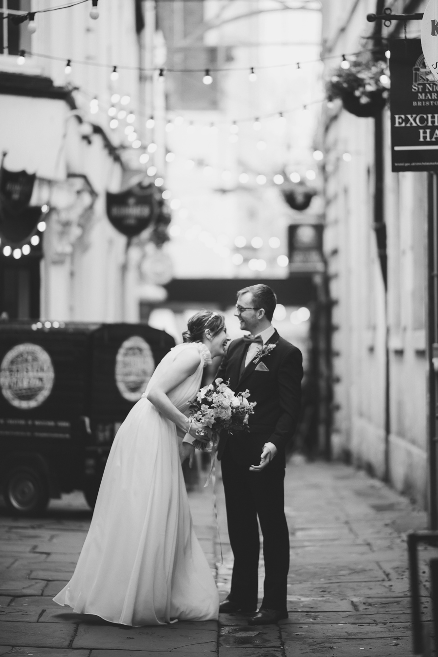 Maisie & David's beautifully simple Bristol wedding, with Joab Smith Photography (41)