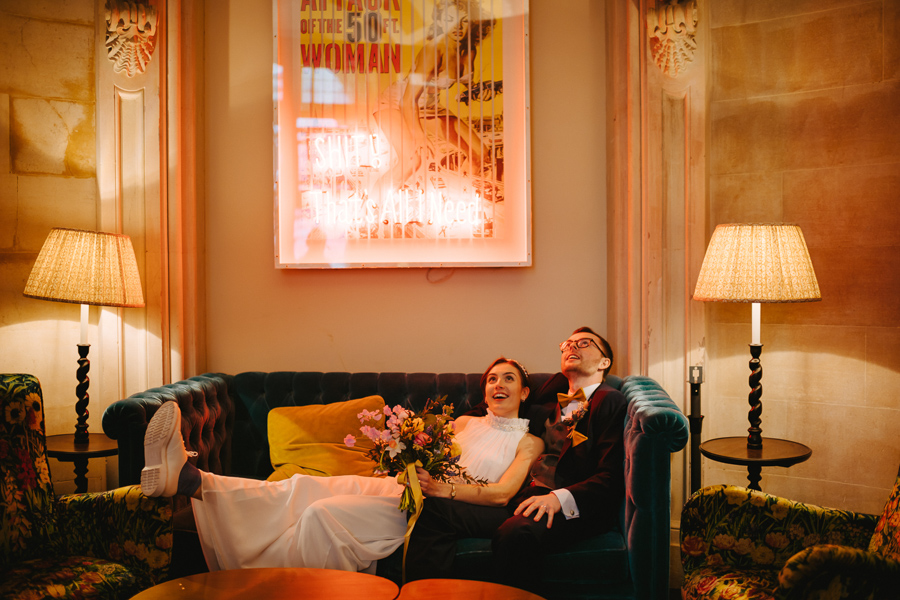 Maisie & David's beautifully simple Bristol wedding, with Joab Smith Photography (44)