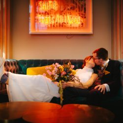 Maisie & David's beautifully simple Bristol wedding, with Joab Smith Photography