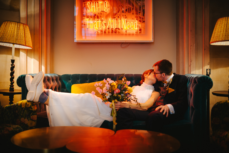 Maisie & David's beautifully simple Bristol wedding, with Joab Smith Photography (45)