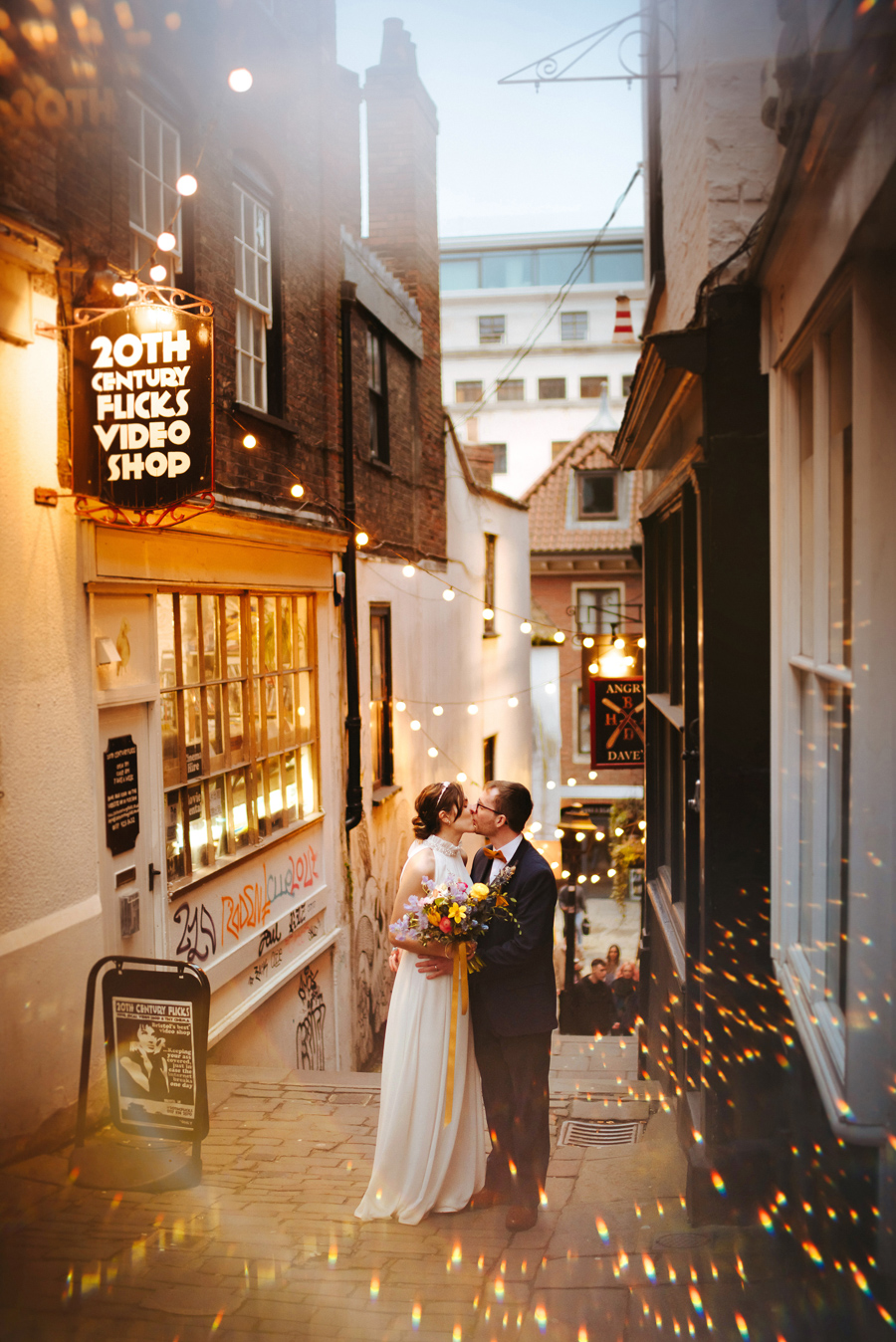 Maisie & David's beautifully simple Bristol wedding, with Joab Smith Photography (47)