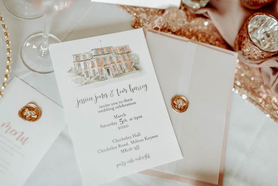 Fresh, Floral & Bridal Glam at Chicheley Hall (5)