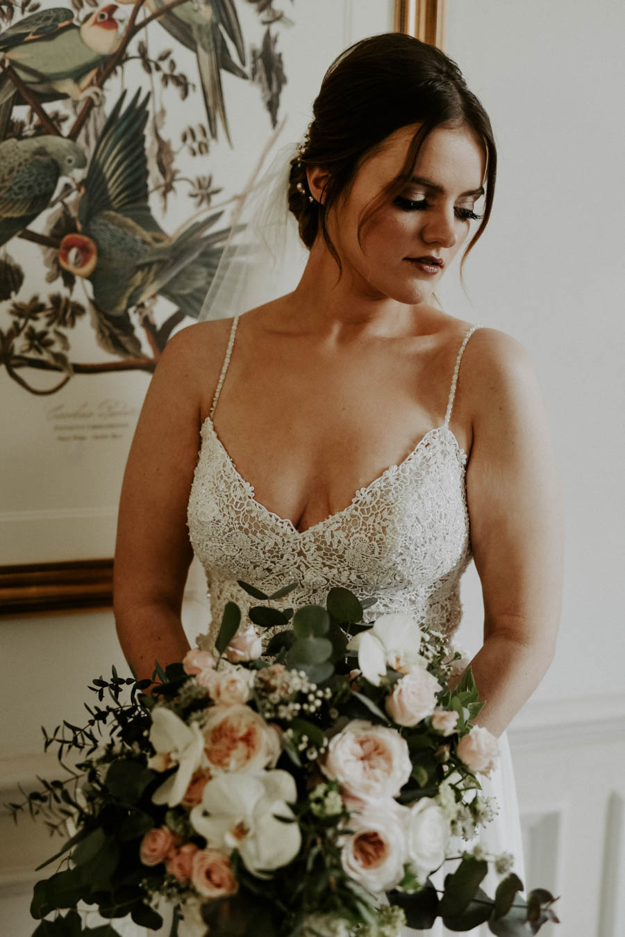 Fresh, Floral & Bridal Glam at Chicheley Hall (7)