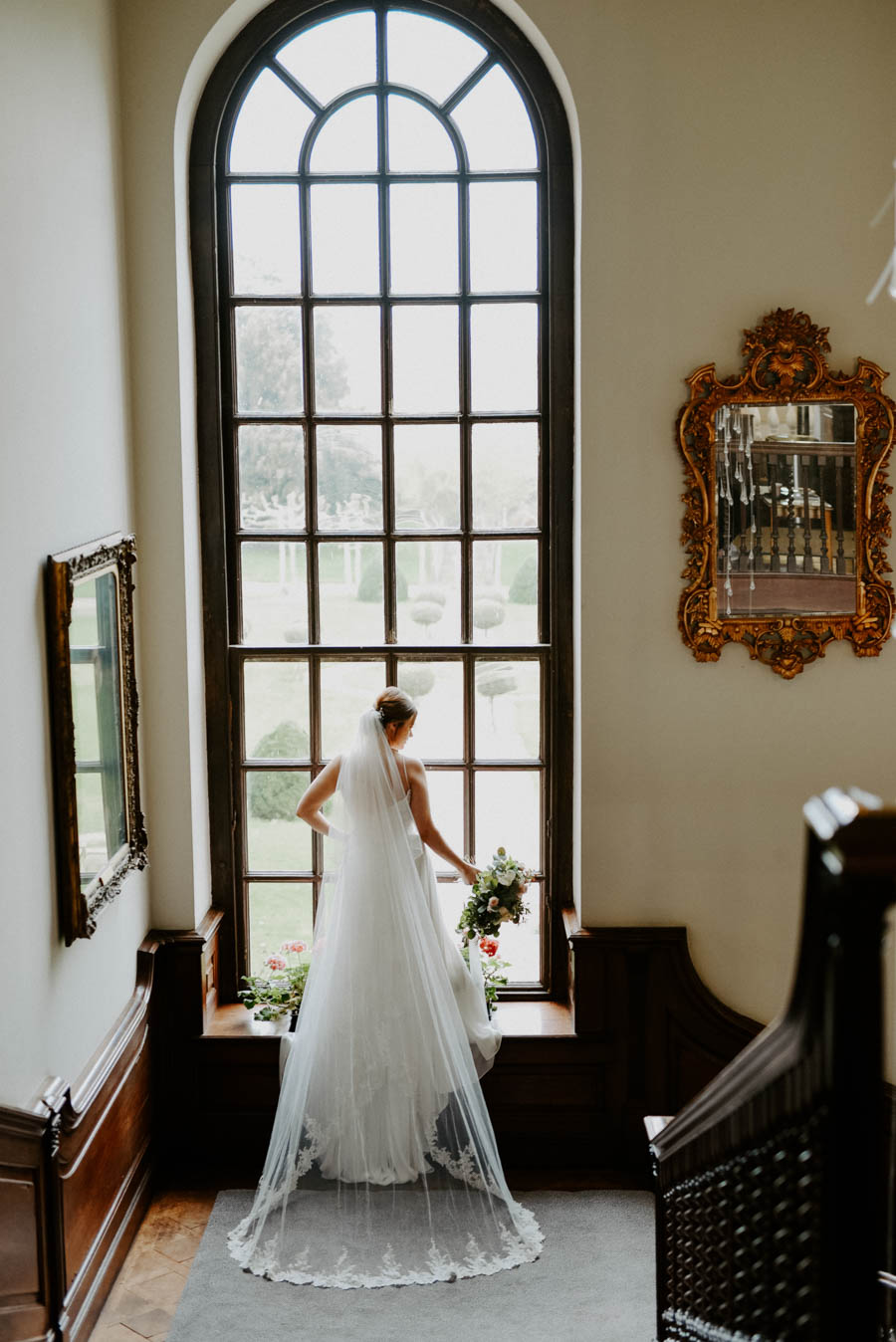 Fresh, Floral & Bridal Glam at Chicheley Hall (8)