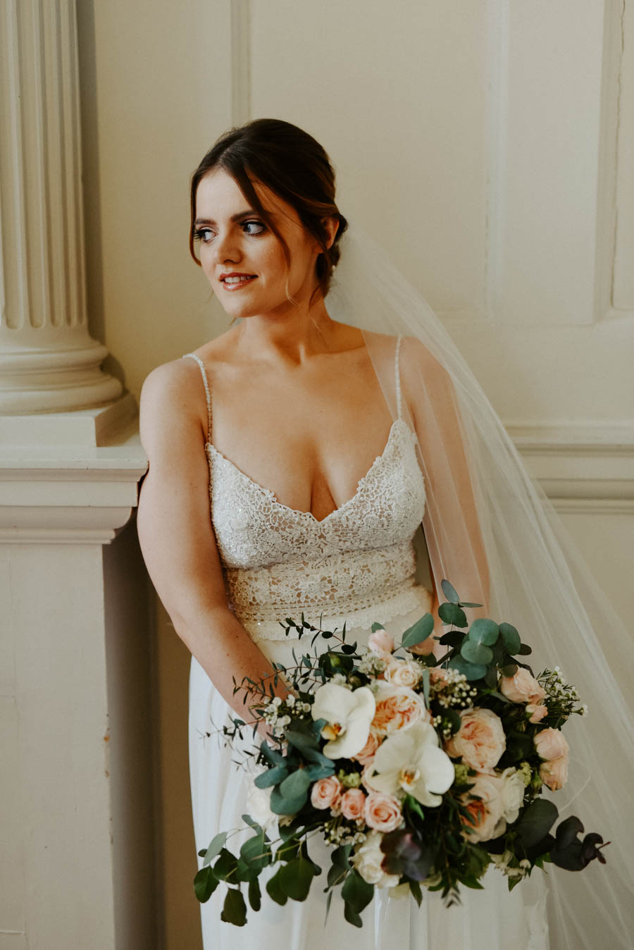 Fresh, Floral & Bridal Glam at Chicheley Hall (12)