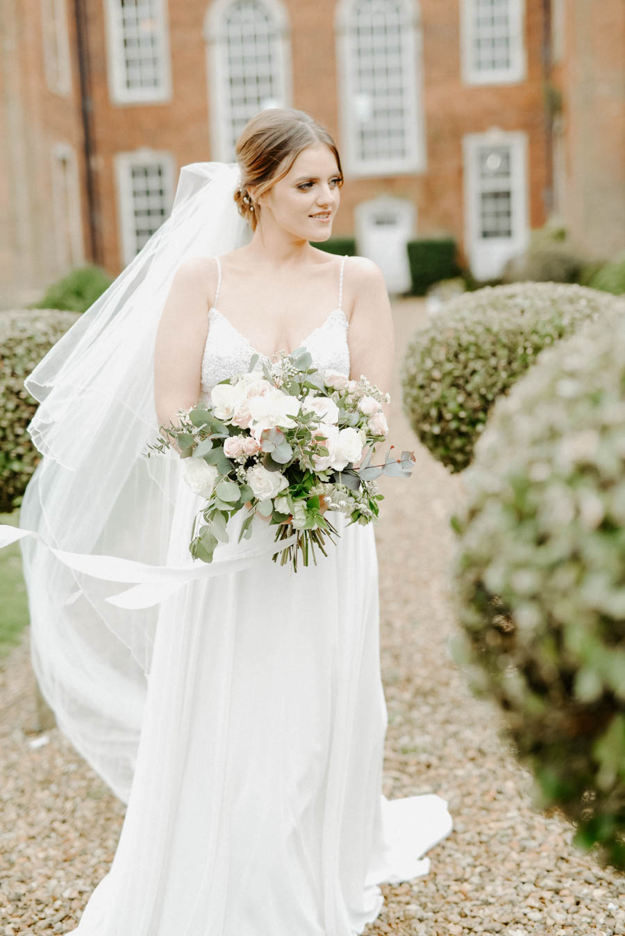 Fresh, Floral & Bridal Glam at Chicheley Hall (13)