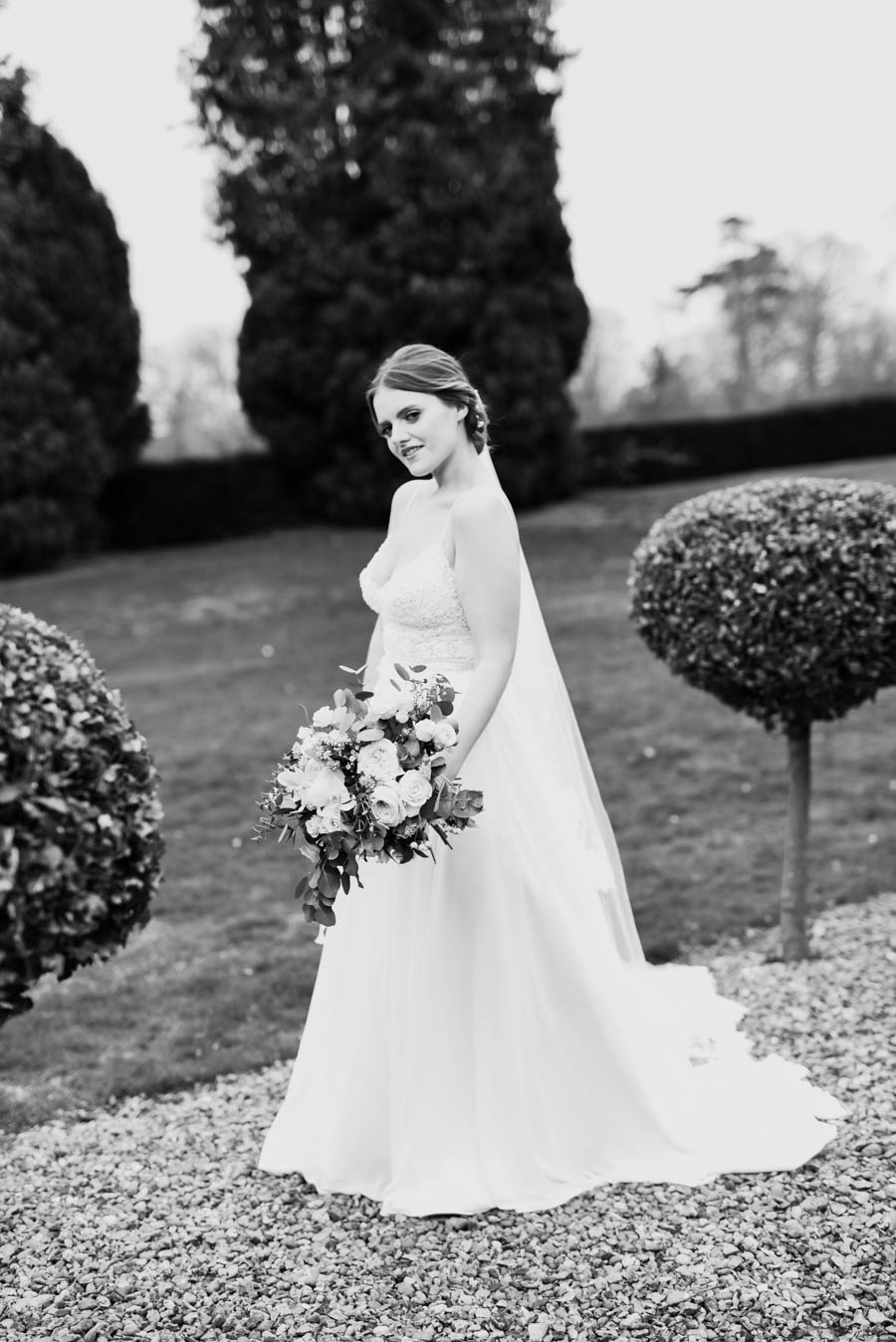 Fresh, Floral & Bridal Glam at Chicheley Hall (14)