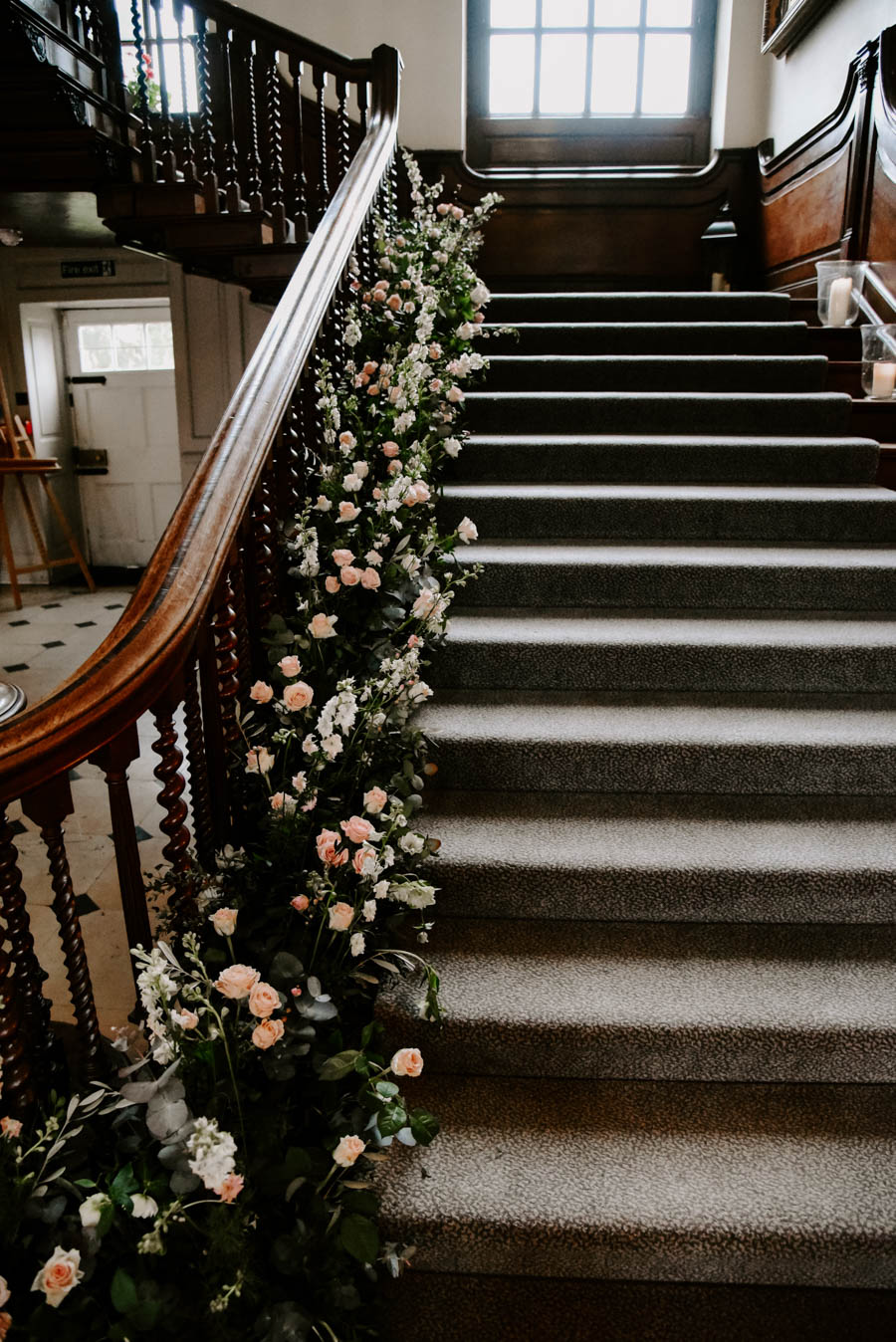 Fresh, Floral & Bridal Glam at Chicheley Hall (24)