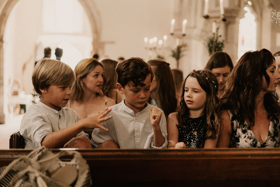 Ella & Ludo's creative DIY wedding at Firle Place, with Emily Black Photography (9)