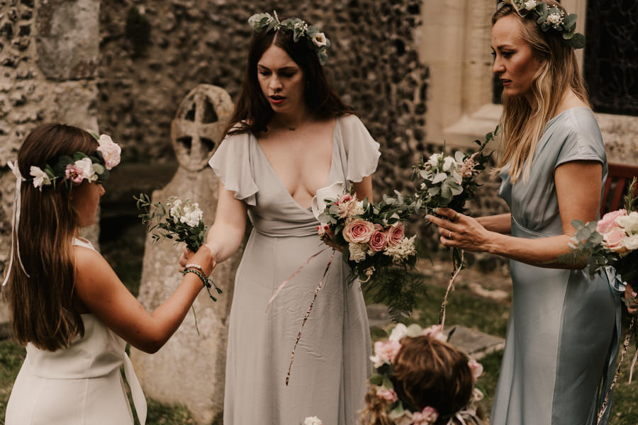 Ella & Ludo's creative DIY wedding at Firle Place, with Emily Black Photography (11)